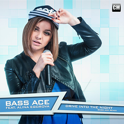 Bass Ace Feat. Alina Egorova - Drive Into The Night (Remix)